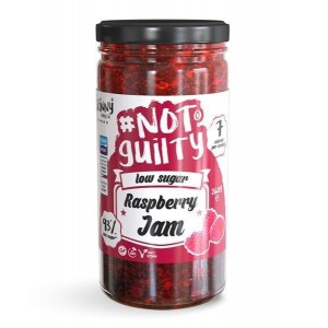 #NotGuilty Low Sugar Raspberry Jam - The Skinny Food