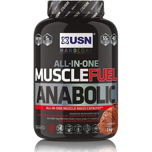 Muscle Fuel Anabolic 2 kg v2 - USN