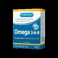 Omega 3-6-9 - VP Laboratory