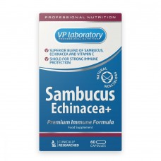 Sambucus Chinacea+ 60 caps - VP Laboratory