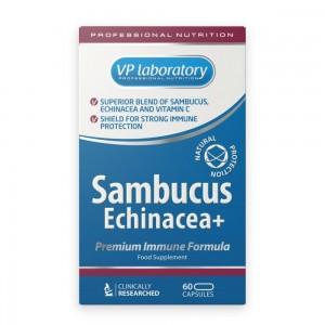 Sambucus Chinacea+ 60 caps - VP Laboratory