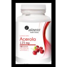 Acerola 125mg 120 tabs - Aliness