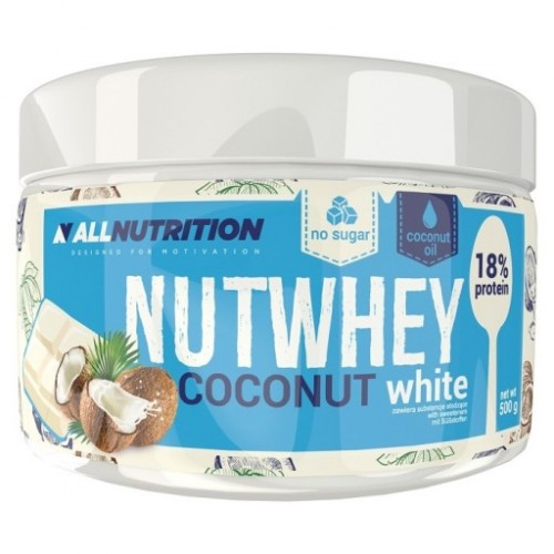 NUTWHEY 500 g Coconout white - ALLNURTITION