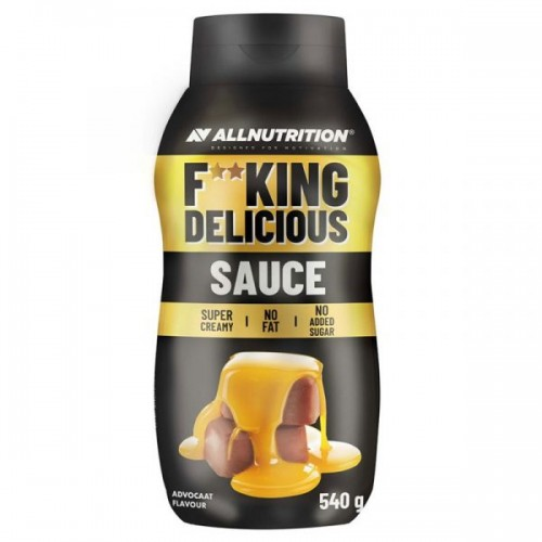 SAUCE F**KING DELICOUS 540g - ALLNURTITION