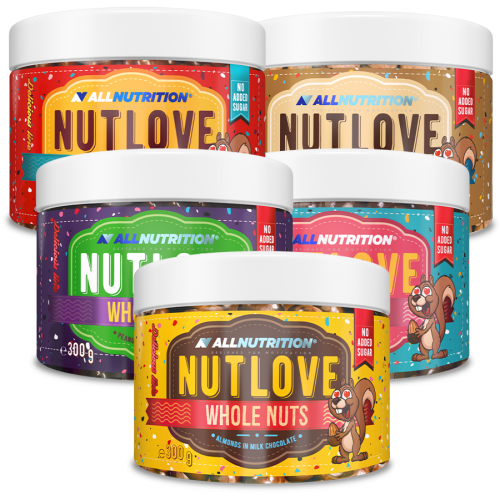 WHOLE NUTS 300g - ALLNURTITION