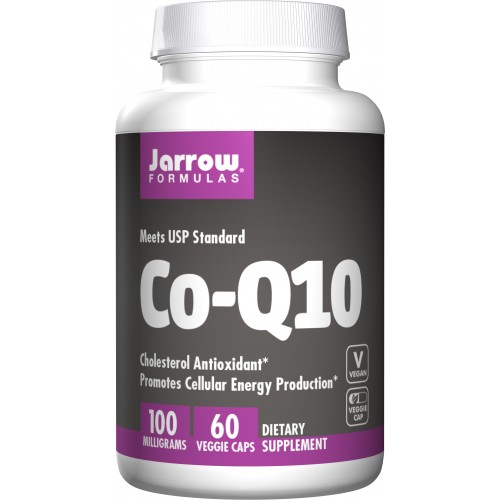 Co-Q10 100mg 60 Caps - Jarrow Formulas