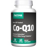 Co-Q10 30mg 60 Caps - Jarrow Formulas