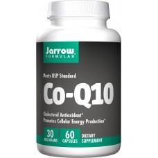 Co-Q10 30mg 60 Caps - Jarrow Formulas