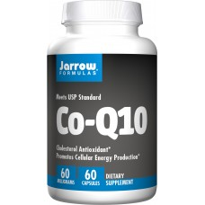 Co-Q10 60mg 60 Caps - Jarrow Formulas