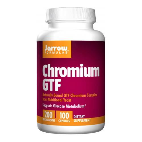 GTF Chromium - Jarrow Formulas