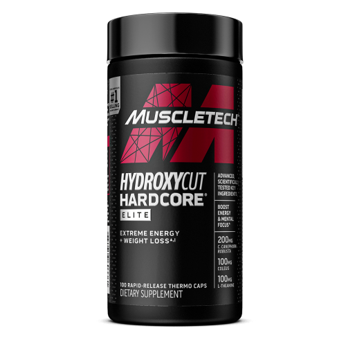 Hydroxycut Cardcore Elite - Muscletech