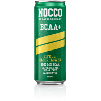 BCAA+ CITRUS / ELDERFLOWER - NOCCO