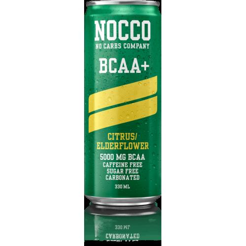 BCAA+ CITRUS / ELDERFLOWER - NOCCO
