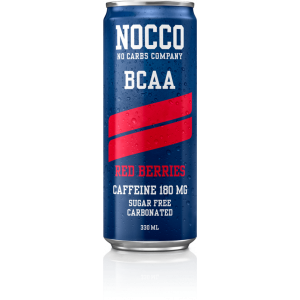 BCAA RED BERRIES - NOCCO