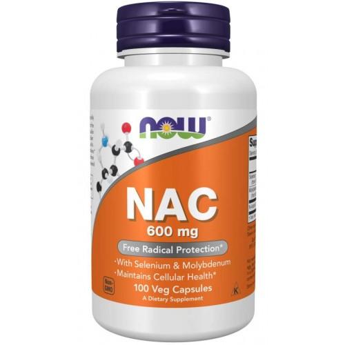 NAC N-Acetyl Cysteine - Now Foods