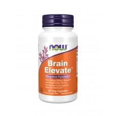 Brain Elevate Veg Capsules - Now Foods