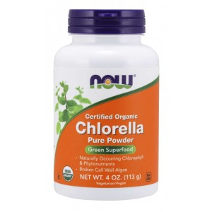 Chlorella Powder - Now Foods