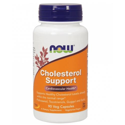 Cholesterol Support - Now Foods