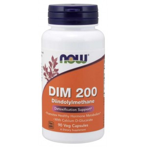 DIM 200 Diindolymethane - Now Foods