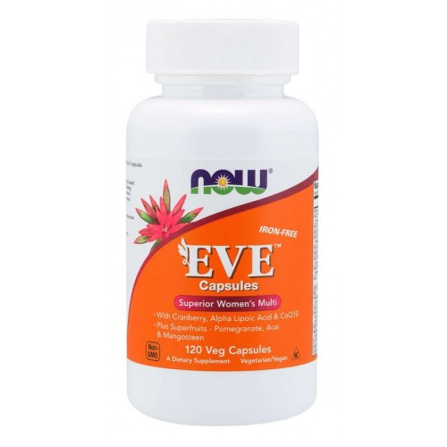 Eve Women s Multiple Vitamin - Now Foods