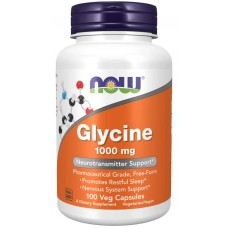 Glycine 1000 mg - Now Foods