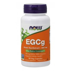EGCG Green Tea 400 mg - Now Foods