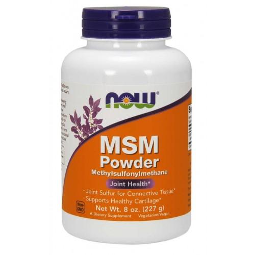 MSM Powder  - Now Foods