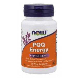 PQQ Energy - Now Foods