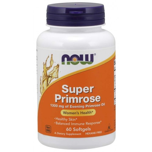 Super Primrose 1300 mg - Now Foods