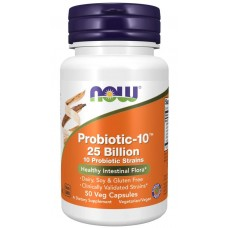 Probiotic-10 25 Bilion - Now Foods