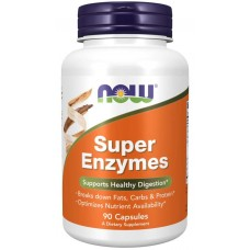 Super Enzymes - Now Foods