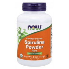 Spirulina Powder - Now Foods