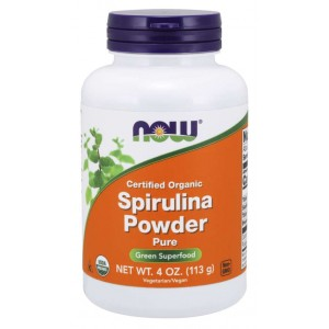 Spirulina Powder - Now Foods