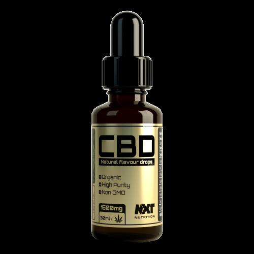 CBD 15% Oil 1500mg - NXT Nutrition