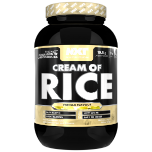 CREAM OF RICE - 2KG - NXT Nutrition
