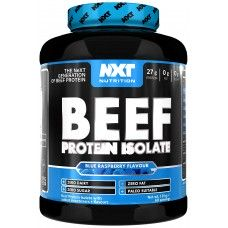 Beef Protein Isolate 1.8kg - NXT Nutrition