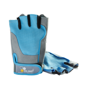 Fitness One Gloves Blue - Olimp Sport Nutrition