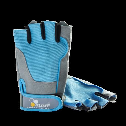 Fitness One Gloves Blue - Olimp Sport Nutrition