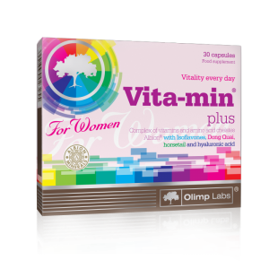 Vita-min Plus for Women - Olimp Sport Nutrition