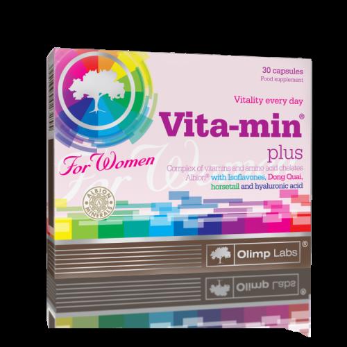 Vita-min Plus for Women - Olimp Sport Nutrition