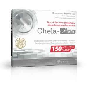Chela-Zinc - Olimp Sport Nutrition
