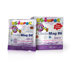 Chela-Mag B6 Junior - Olimp Sport Nutrition