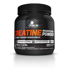 CREATINE MONOHYDRATE 550g - Olimp Sport Nutrition
