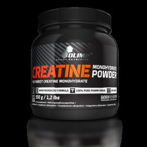 CREATINE MONOHYDRATE 550g - Olimp Sport Nutrition