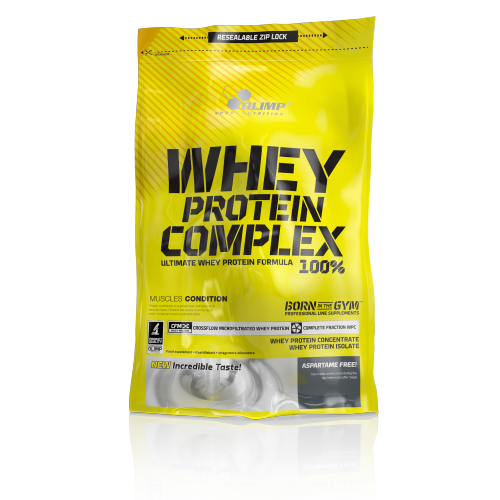 Whey Protein Complex 100% 700g - Olimp Sport Nutrition