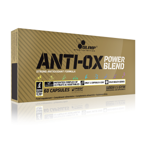 ANTIOX power blend 60 caps - Olimp Sport Nutrition