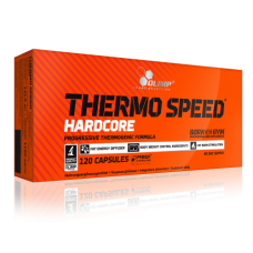 Thermo Speed Hardcore 120 caps - Olimp Sport Nutrition