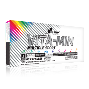 Vita-Min Multiple Sport 60caps - Olimp Sport Nutrition
