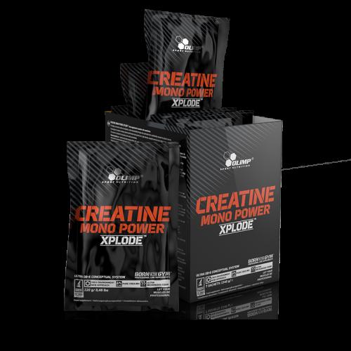 CREATINE MONO POWER XPLODE 220g - Olimp Sport Nutrition