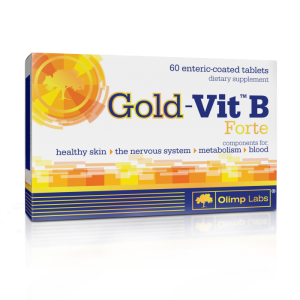 Gold-Vit B Forte - Olimp Sport Nutrition